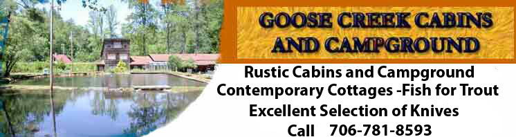 Goose Creek Cabins